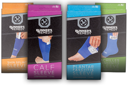 Runner's Remedy Product